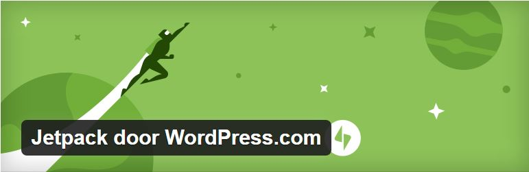 de beste wordpress plugins: jetpack